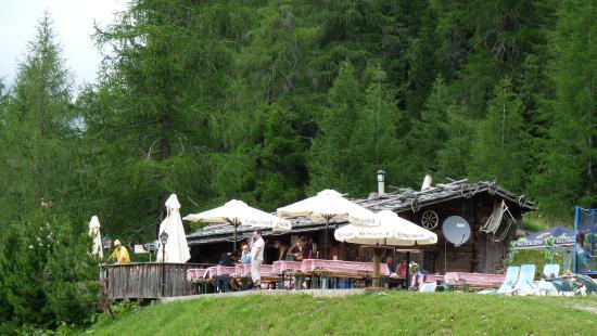 Bauschaftalm Klausberg