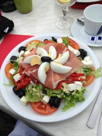 La Zizanie: Salade