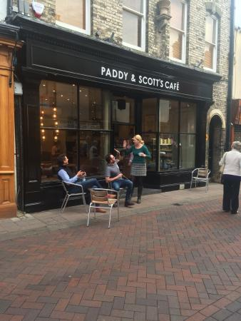 Paddy and Scott's Cafe