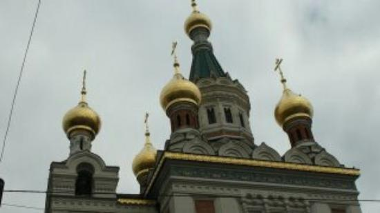 Russian Orthodox Cathedral of St. Nicholas: As if you are in Moscow