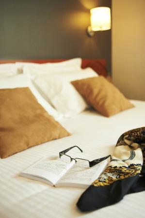 Hotel Du Parc: Chambre standard