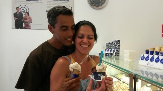 Livanti Gelato di Sicilia: Disfrutando de buenos helados en Alicante