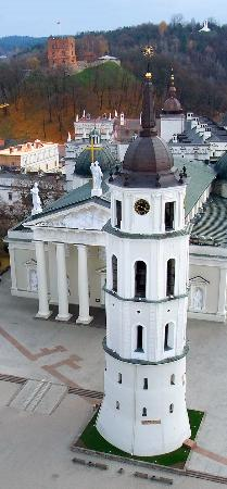 Litauen: Vilnius - exciting capital