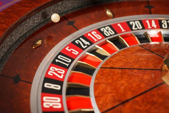 The Sporting Emporium Casino, Dublin: Roulette