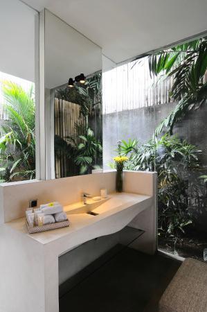 Villa Alice: Bathroom