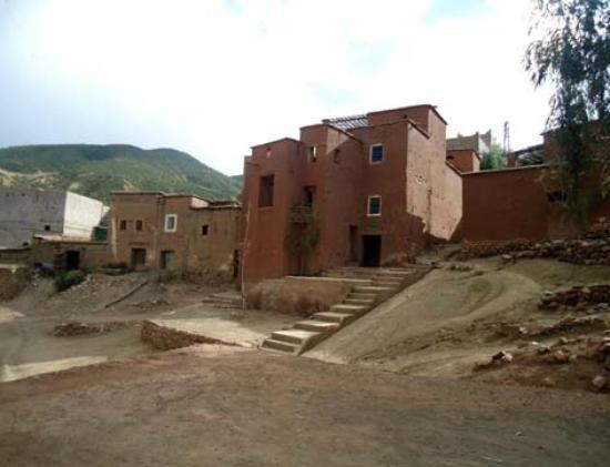 Ecomusee Berbere : Extérieure de l'Ecomusée