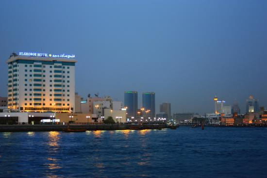 3 star hotel nice location review of st george hotel for Nice hotels in dubai