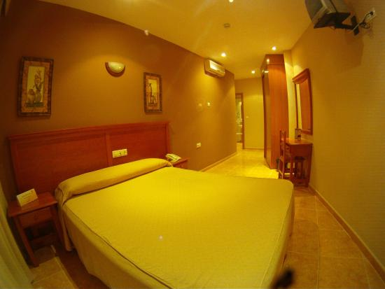 Rambla Emerita Hotel: habitacion