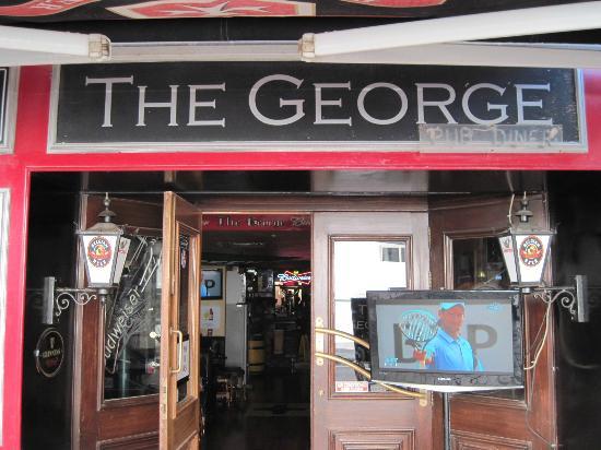 The George Pub : Pub Frontage