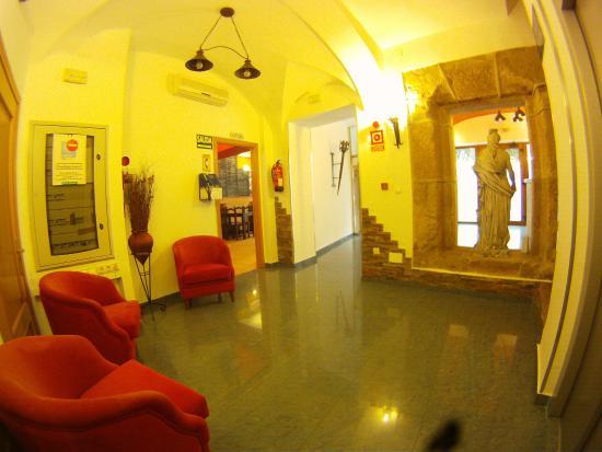 Rambla Emerita Hotel: recepcion