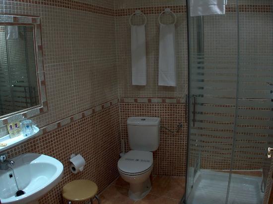 Rambla Emerita Hotel: baños