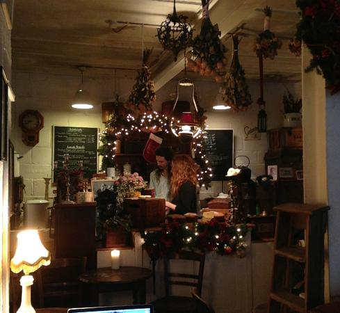 Photo of Cafe The Vintage Emporium & Coffee House at 14 Bacon Street, London E1 6LF, United Kingdom