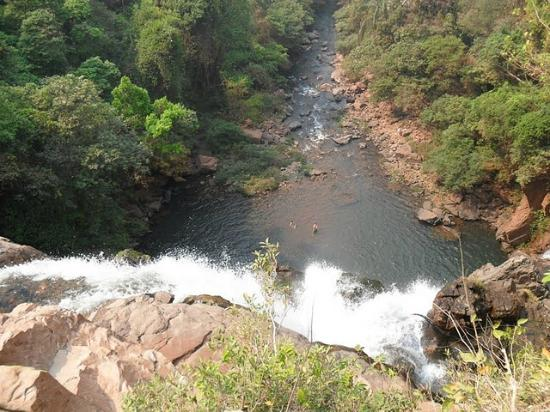 Tombador Waterfall