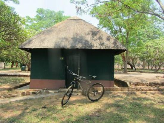 Victoria Falls Backpackers : Cabin