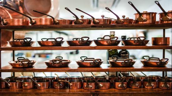 El Portalon Baku: Kitchen