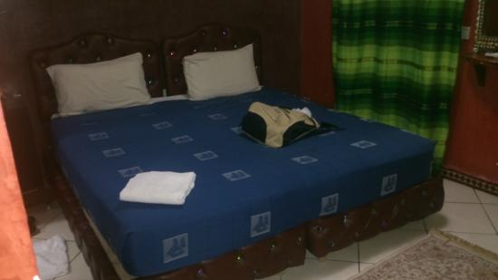 Hotel Jnane Sbile: Chambre 3