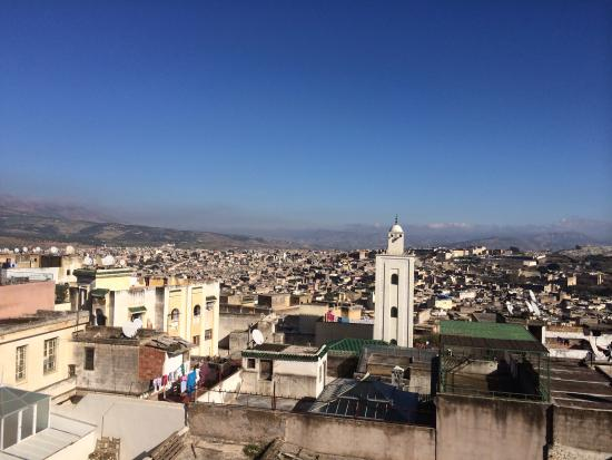 Riad Jardin Chrifa: Manzara