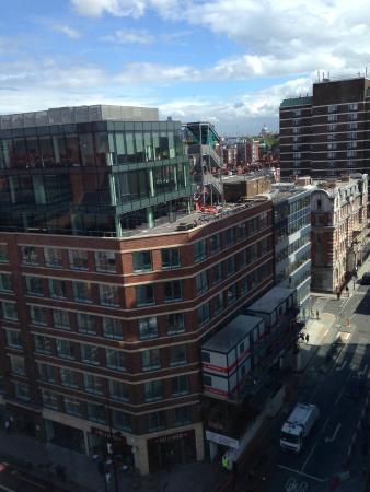 View from our room picture of pullman london st pancras hotel london tri - Hotel pullman saint pancras ...