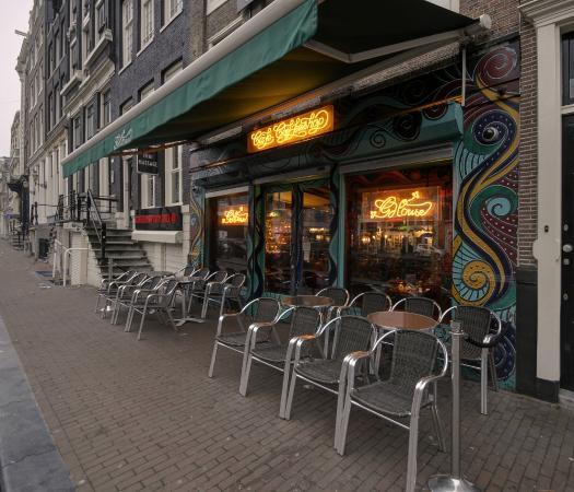 Greenhouse amsterdam coffee shop indirizzo