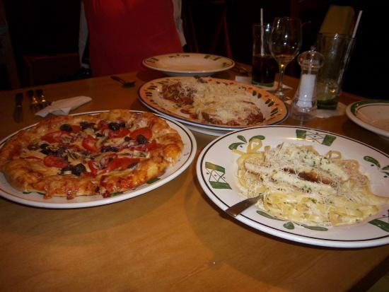 olive garden pizza and pasta - Olive Garden Pizza