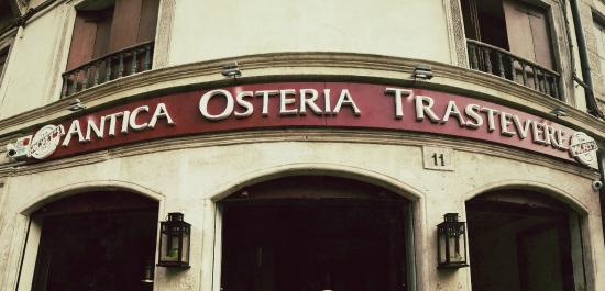 Antica Osteria Trastevere