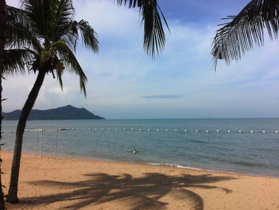 Sea Sand Sun Resort And Villas: Beach View