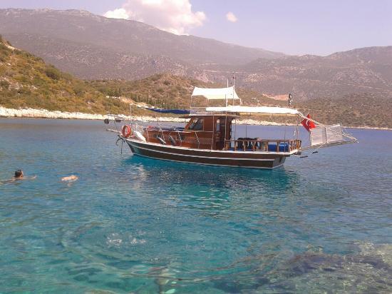 Argos Boat Trip