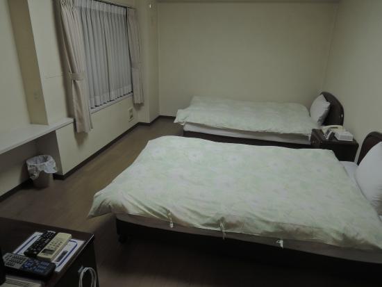 Flexstay Inn Kiyosumishirakawa: 房間真的非常的大!