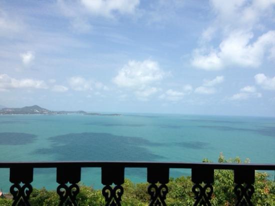 Samui Mountain Village: What a view!