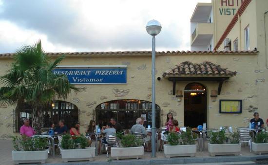 Restaurante Pizzeria Vistamar