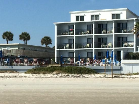 Seven Seas Resort From Beach