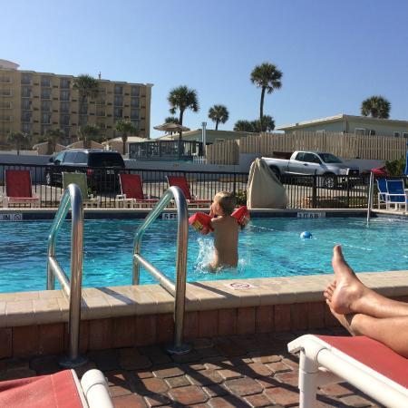 Seven Seas Resort Pool