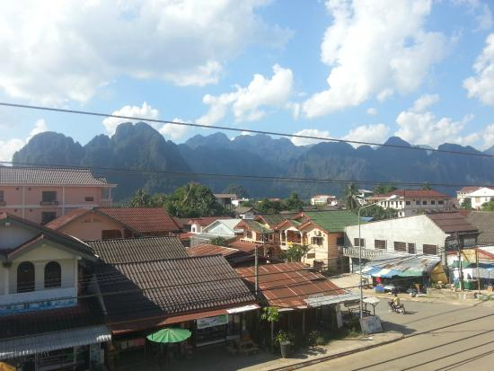 BeeBee Guest House : The beautiful view!