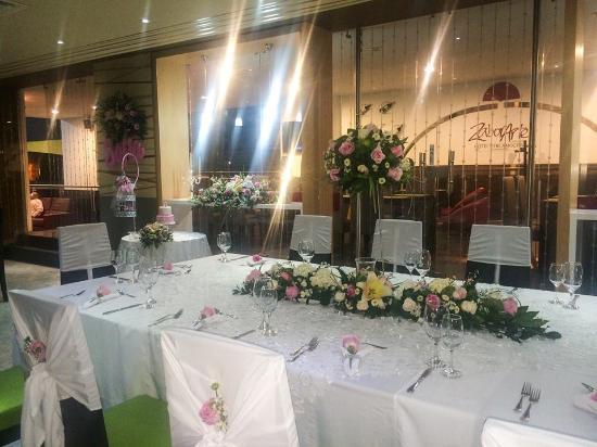Foto de hotel chicamocha bucaramanga eventos zaborarte for Tryp bucaramanga cabecera