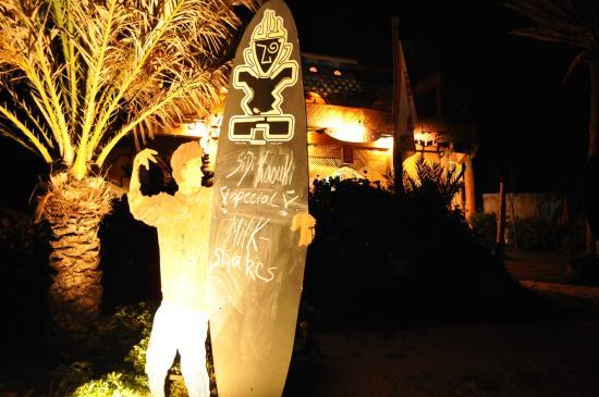 Sidi Kaouki: Starboard
