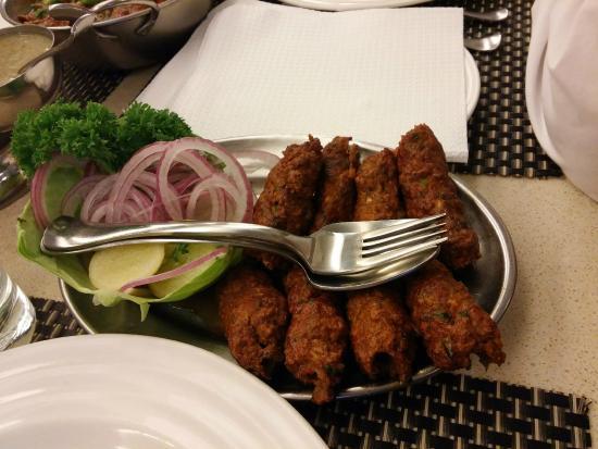 Chicken Inn: Wonderful lamb kebabs