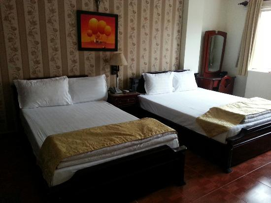Thanh Thu Hotel: Deluxe room