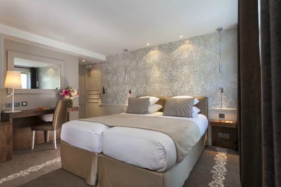 Hotel Le Clos Medicis: Deluxe