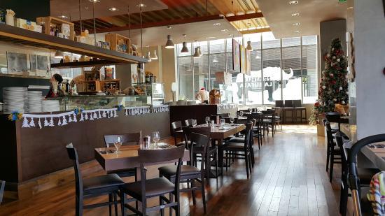 interior towards pizza kitchen - Picture of Fratelli La