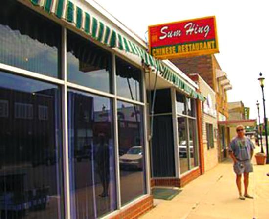 Best Asian Restaurant Iowa City