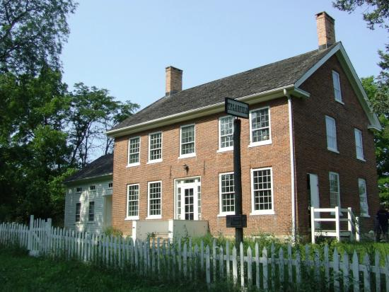 Garfield Farm Museum