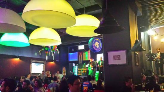 Mandela seafood bar