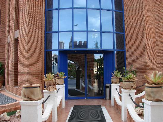 Hotel Mio Cid : hotel