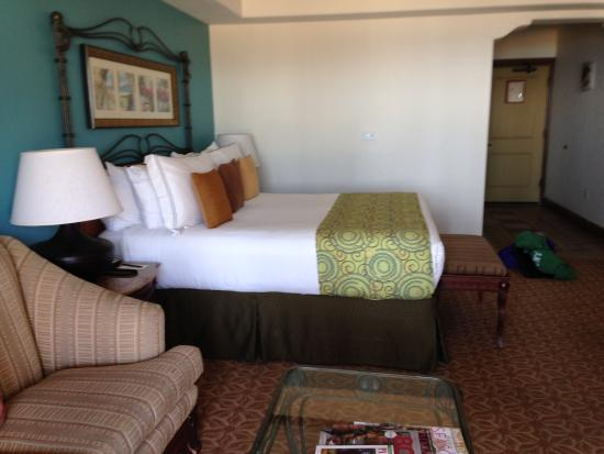 Harbor View Inn: bed room