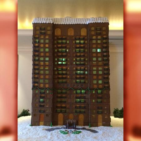 The St. Regis Atlanta: Delightful Gingerbread