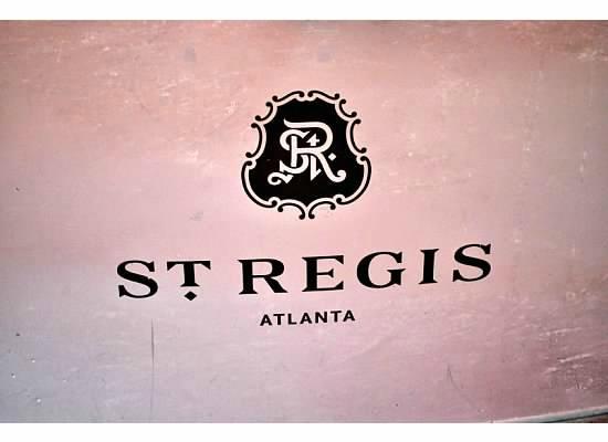The St. Regis Atlanta: Astor Rink