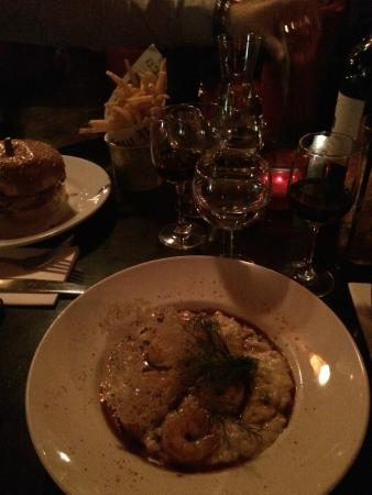 Pub Saint Germain: A very late dinner :)