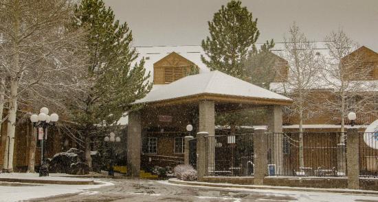 Comfort Inn Flagstaff: Comfort - Snow