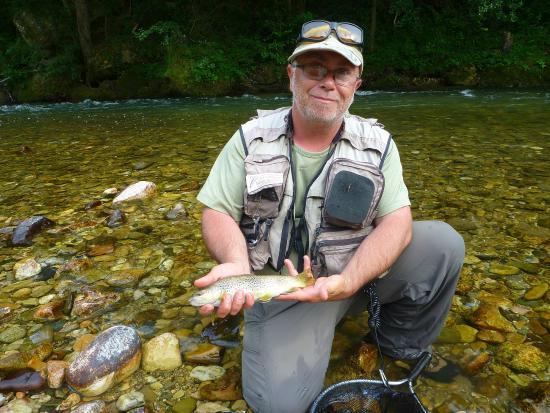 Lozere, Γαλλία: Sébastien CABANE, Guide de Pêche