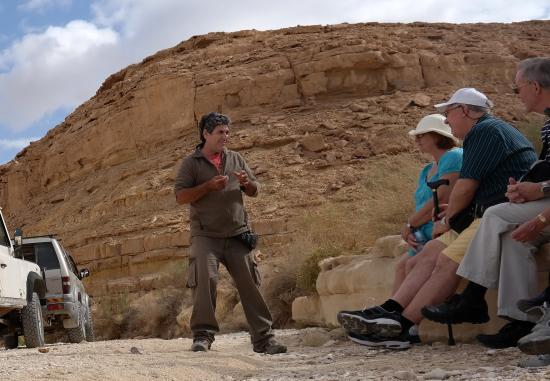 Eyal Korin- Ramon Crater Tours